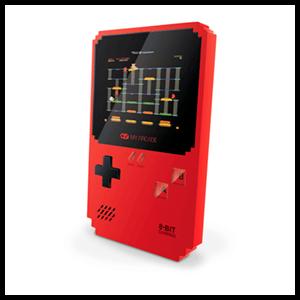 Consola Retro My Arcade Pixel Classic (300 juegos 8 bit)