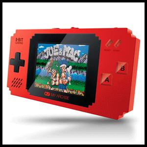 Consola Retro My Arcade Pixel Player (300 juegos 8 bit)