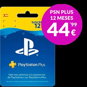 Playstation Plus - Suscripción de 12 Meses - Promo