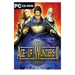 Age of Wonder II The wizard's Throne