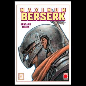 Berserk Max nº 3
