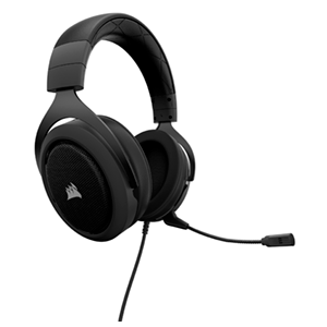 CORSAIR HS50 PC-PS4-XONE-SWITCH-MOVIL - Auriculares Gaming