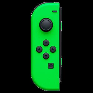 Joy-Con Izquierda Verde