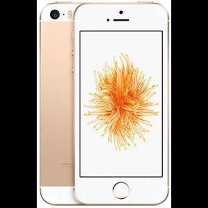 iPhone SE 16Gb Oro - Libre