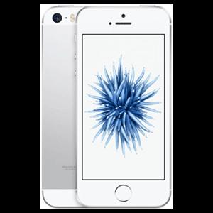 iPhone SE 16Gb Plata - Libre