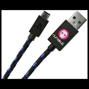 Cable Carga Controller PS4 - Licencia Oficial -