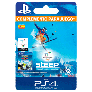 Steep Road to the Olympics Add On PS4