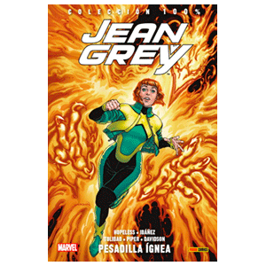 100% Marvel. Jean Grey nº 1