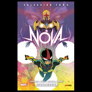 100% Marvel. Nova nº 8
