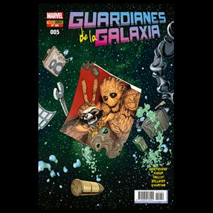 Guardianes de la Galaxia nº 59