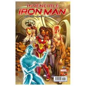 Invencible Iron Man nº 86
