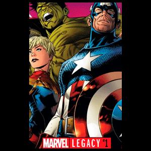 Marvel Legacy Alfa Edición Especial