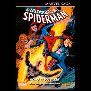 Marvel SAGA. El Asombroso Spiderman nº 21