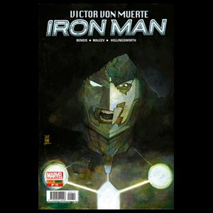 Victor Von Muerte: Iron Man nº 12