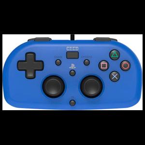 Mando Hori Mini con Cable Azul - Licencia Oficial-