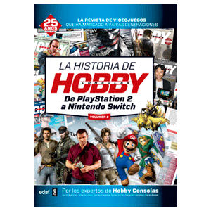 La Historia de Hobby Consolas Vol.2 De Playstation 2 a Nintendo Switch