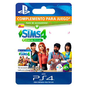 The Sims 4 Cocina Divina PS4