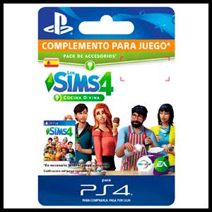 the sims 4 cocina divina ps4 - Cocina Divina