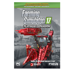 Farming Simulator 17 Platinum Expansion Windows