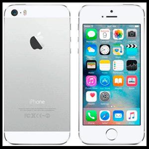 Iphone 5S 64Gb (Plata) - Libre -