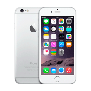 iPhone 6 128Gb Plata