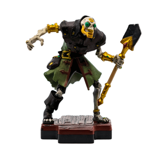 Figura Totaku Sea of Thieves: Gold Hoarder