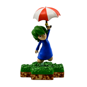 Figura Totaku Umbrella Lemming