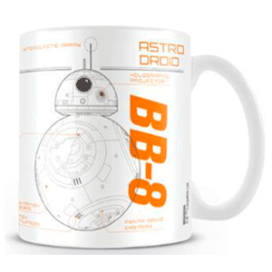 Taza Star Wars: BB-8 Sketch 320ml