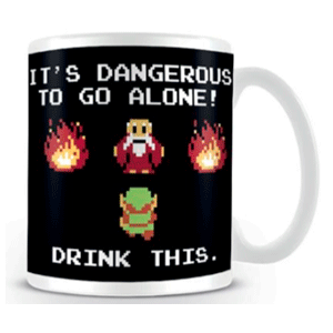 Taza Zelda: Drink This 320ml