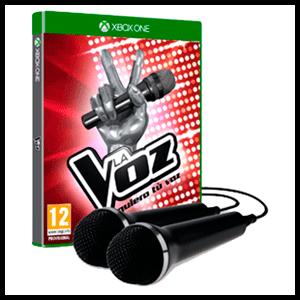La Voz: Quiero tu Voz + Microfono