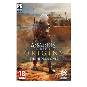 Assassin's Creed Origins - DLC 1 The Hidden Ones