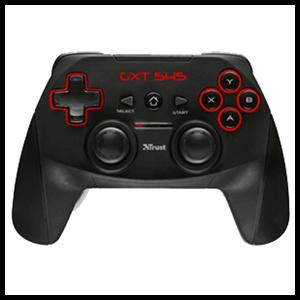 Trust GXT 545 Wireless - Gaming Gamepad - Reacondicionado