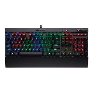 Corsair K70 RGB Lux Mx Rojo - Reacondicionado