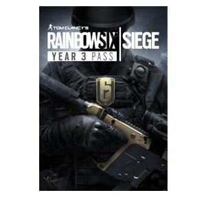 Tom Clancy's Rainbow Six Siege - Year 3 Pass