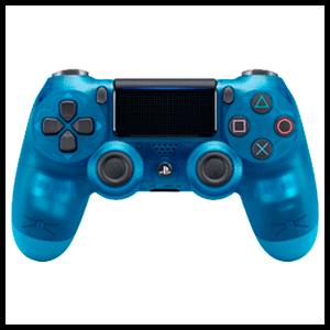 Controller Sony Dualshock 4 V2 Translucent Blue