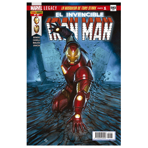 El Invencible Iron Man nº 87