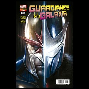 Guardianes de la Galaxia nº 60
