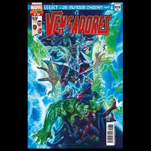 Los Vengadores nº 89