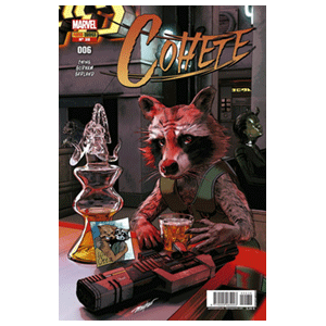 Mapache Cohete y Groot nº 38