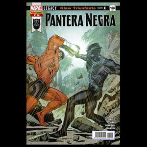 Pantera Negra nº 20
