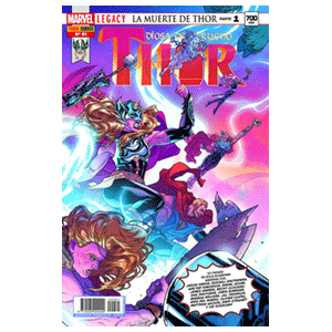 Thor: Diosa del Trueno nº 81