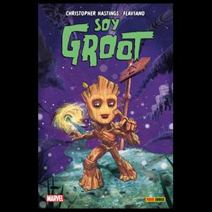 100% Marvel. Yo Soy Groot