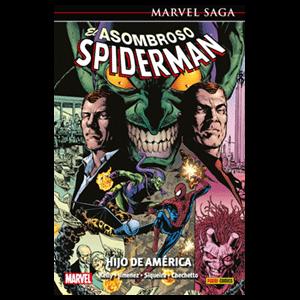 Marvel SAGA. El Asombroso Spiderman nº 22