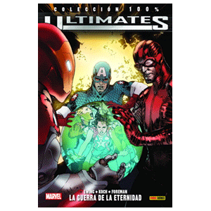 100% Marvel. Ultimates nº 4