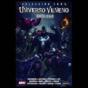 100% Marvel. Universo Veneno: Prólogo
