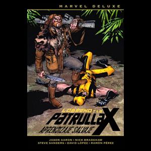 Marvel Deluxe. Lobezno y la Patrulla-X: Aprendizaje Salvaje