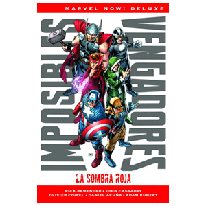 Marvel NOW! Imposible Vengadores nº 1