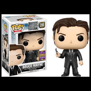 Figura Pop Liga de la Justicia: Bruce Wayne Ed. Limitada