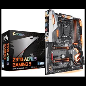 GIGABYTE GA-Z370 AORUS Gaming 5 LGA1151 ATX