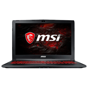 "MSI GL62M 7RDX-2203XES - i5-7300HQ - 8GB - GTX 1050 4GB - 1TB HDD - 15.6"" - FreeDOS"
